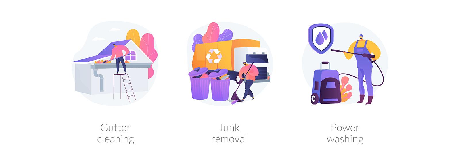Junk/waste removals